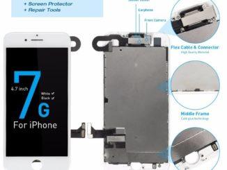 ecran complet de remplacement pour iphone 7