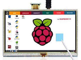 Image d'un ecran tactile